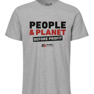 T-shirt People & Planet before profit