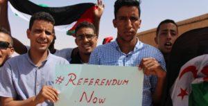 #RefendumNow Western Sahara