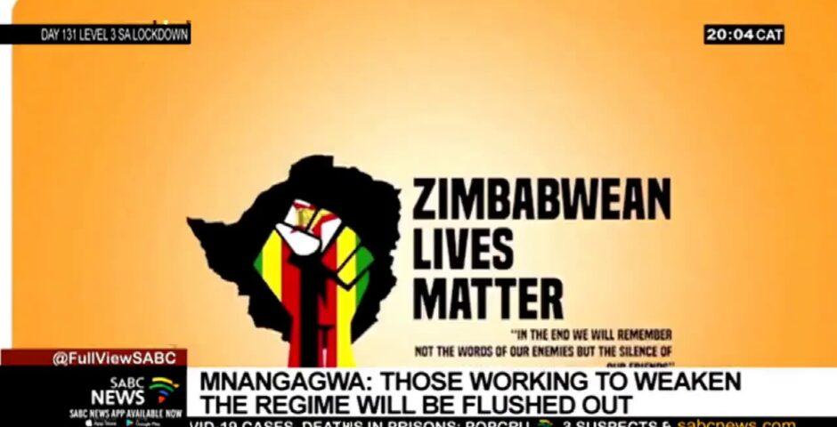 #ZimbabweanLivesMatter